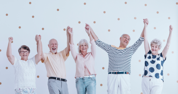 La Silver Economie ou l'émergence de produits et services à destination des personnes âgées.